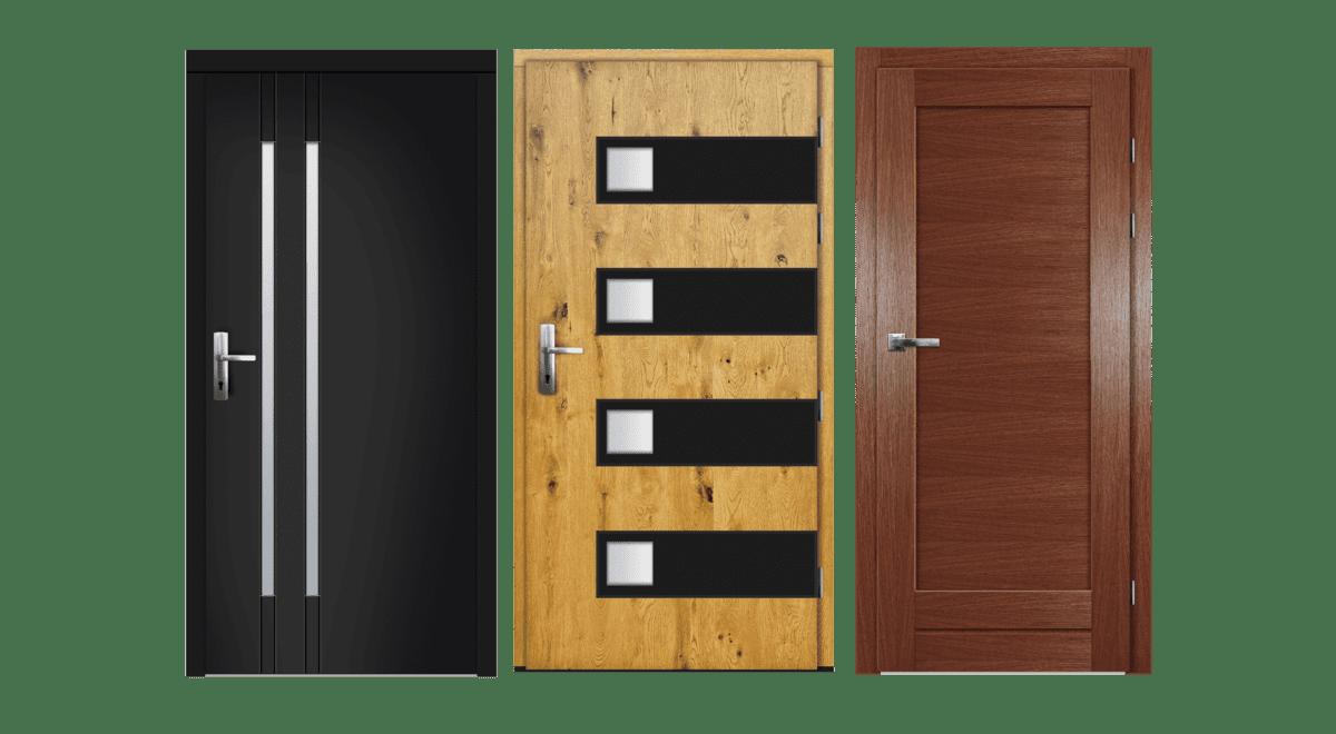 Ekologiczne drzwi drewniane