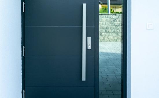 Realizacja drzwi zewnętrznych