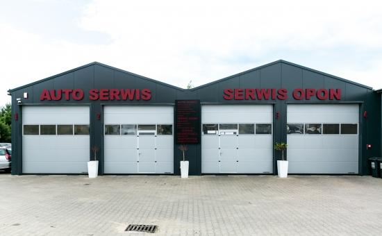 Realizacje bram garażowych w serwisie Wrocław