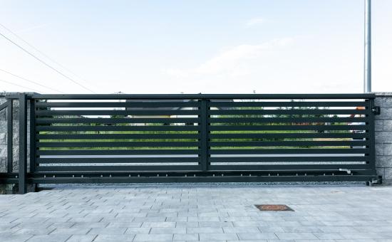 Realizacja - ogrodzenie