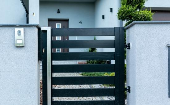 Drzwi od ogrodzenia Wrocław