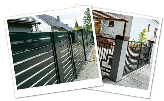 Realizacje ogrodzeń we Wrocławiu - Makpol